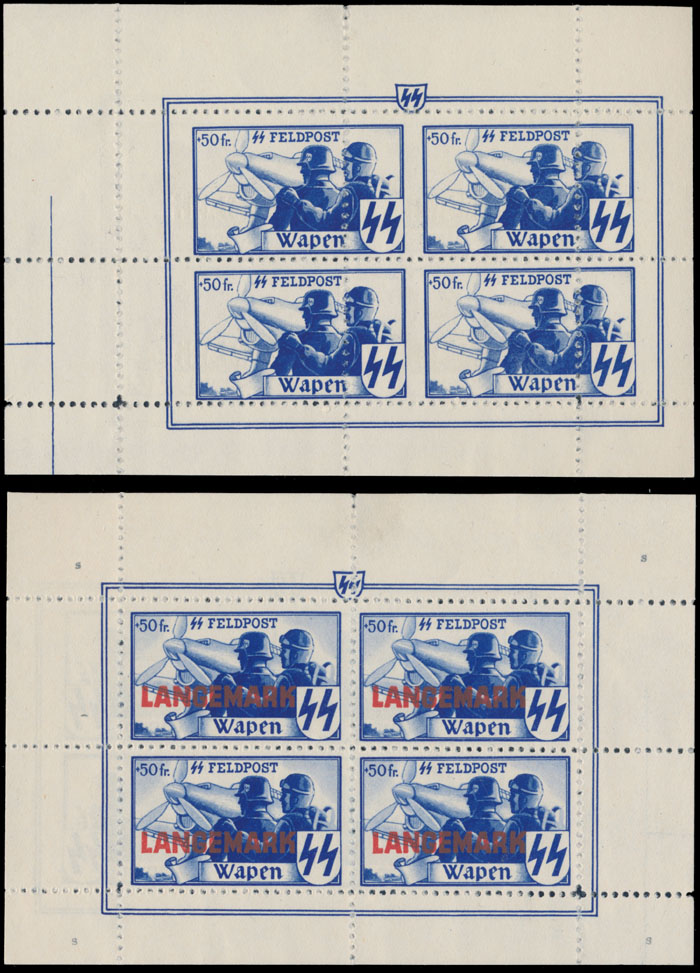 Stamp Auction - Germany  Occupation issues During the World
