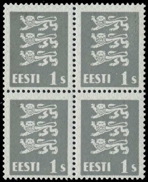 Lot 19 - 1. The One Man Collection of Baltic States estonia -  Raritan Stamps Inc. Stamp Auction #75