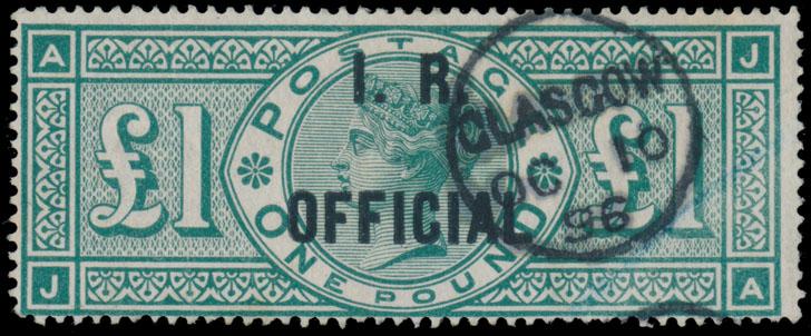 Inland Revenue Stamp Auctions