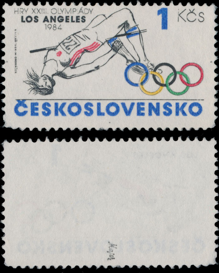 Lot 290 - Czechoslovakia  -  Raritan Stamps Inc. Live Bidding Auction #82