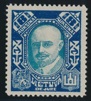 Lot 434 - Lithuania  -  Raritan Stamps Inc. Live Bidding Auction #82