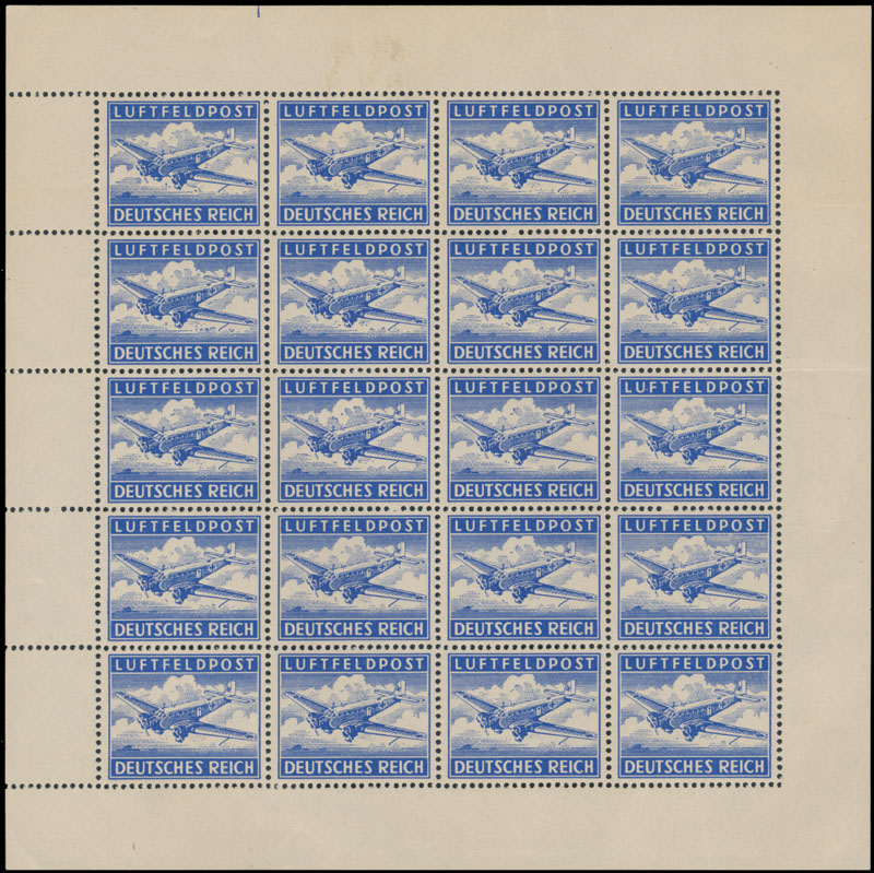 Lot 314 - germany. occupation issues of the world war ii propaganda forgeries -  Raritan Stamps Inc. Live Bidding Auction #84