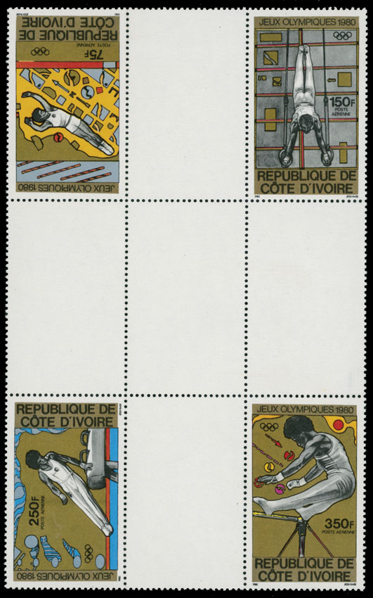 Lot 1412 - Woldwide Topical issues Olympic Games - Moscow -  Raritan Stamps Inc. Live Bidding Auction #85