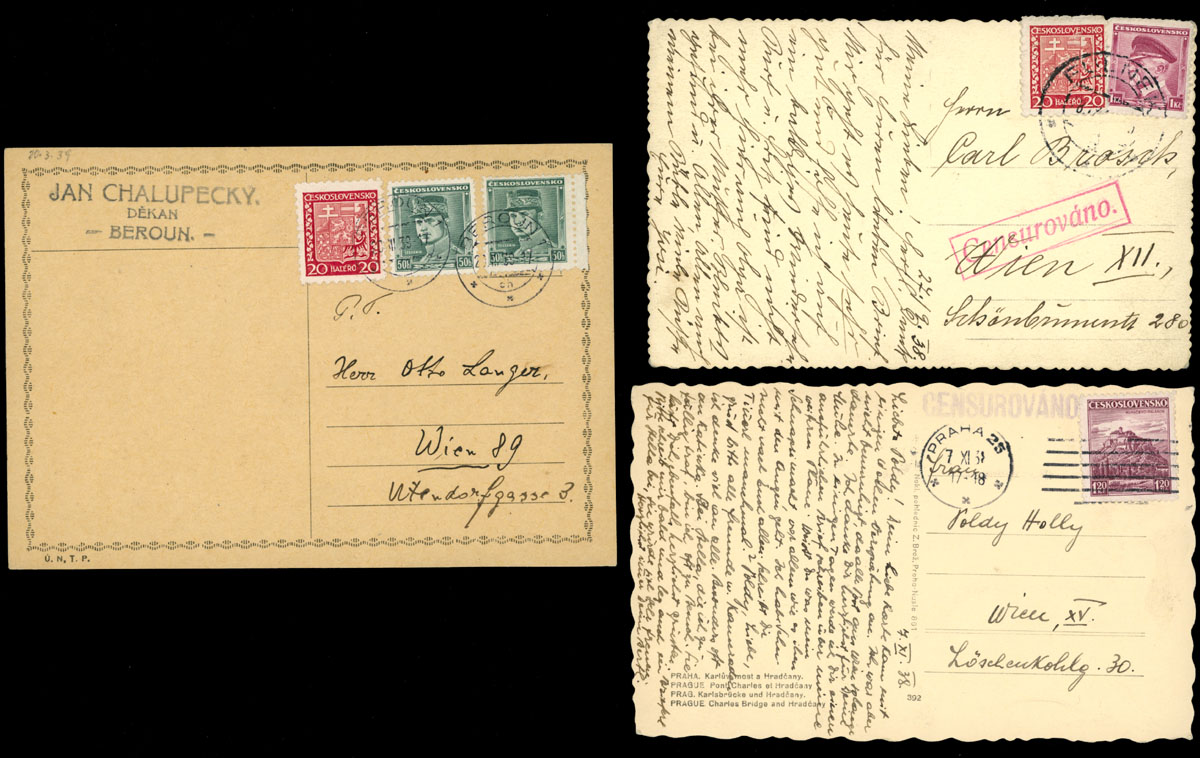 Lot 429 - germany. occupation issues of the world war ii Bohemia and Moravia (Bohmen und Mahren) -  Raritan Stamps Inc. Live Bidding Auction #85
