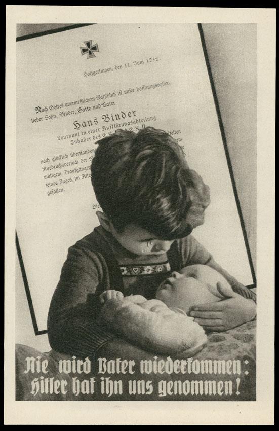 Lot 441 - germany. occupation issues of the world war ii Soviet Anti-Nazi Propaganda Leaflets -  Raritan Stamps Inc. Live Bidding Auction #85