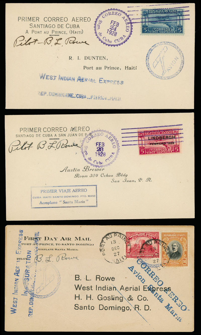 Lot 1561 - Worldwide Topical issues - Air Post items  -  Raritan Stamps Inc. Live Bidding Auction #89