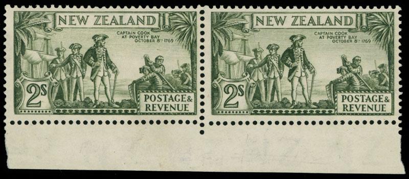 Lot 386 - British Commonwealth New Zealand -  Raritan Stamps Inc. Live Bidding Auction #89
