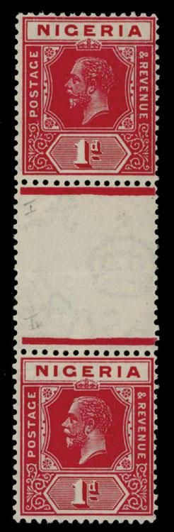 Lot 389 - British Commonwealth nigeria -  Raritan Stamps Inc. Live Bidding Auction #89