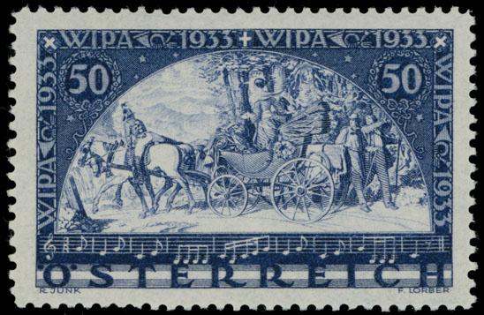 Lot 543 - Austria semi - postal issues -  Raritan Stamps Inc. Live Bidding Auction #89