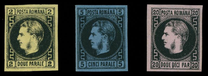 Lot 950 - Romania  -  Raritan Stamps Inc. Live Bidding Auction #89
