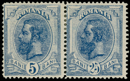 Lot 954 - Romania  -  Raritan Stamps Inc. Live Bidding Auction #89