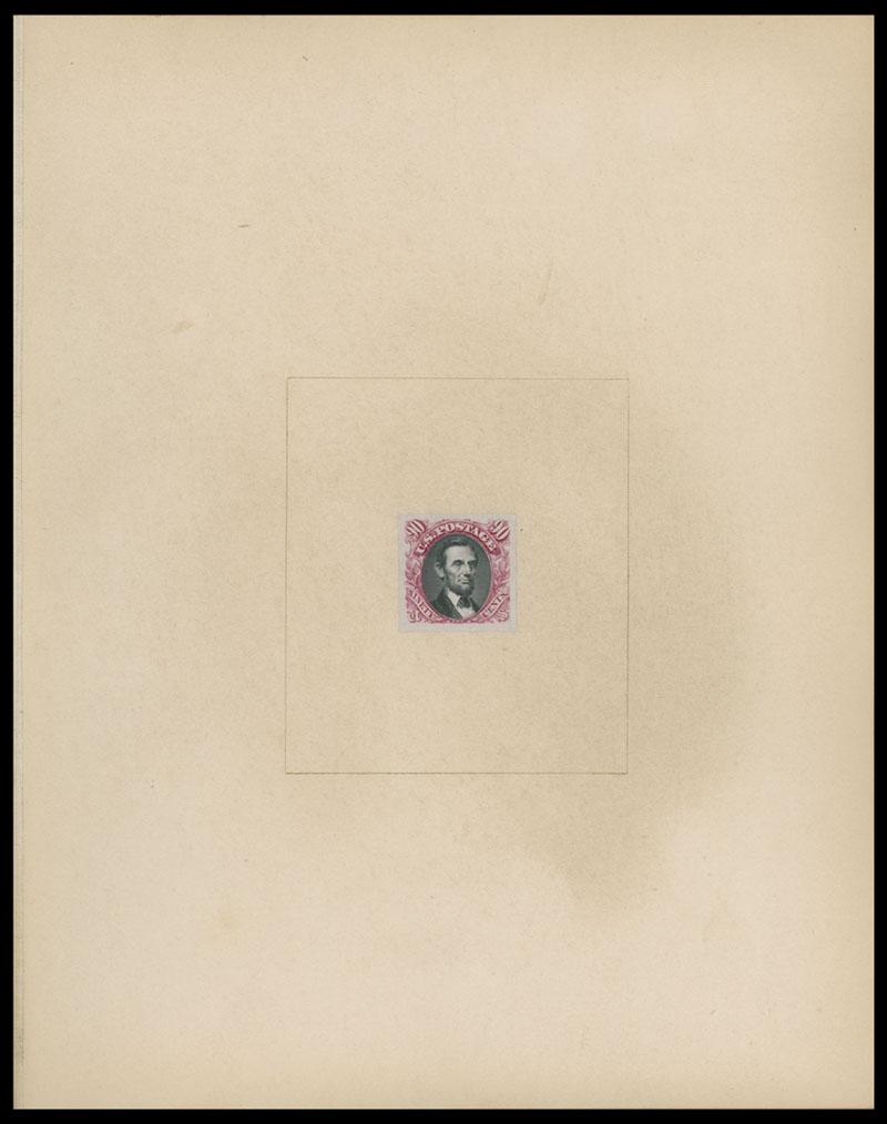 Lot 114 - 2. United States  -  Raritan Stamps Inc. Live Bidding Auction #90