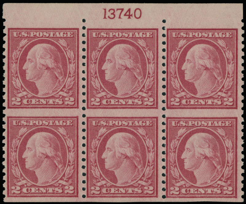 Lot 124 - 2. United States  -  Raritan Stamps Inc. Live Bidding Auction #90