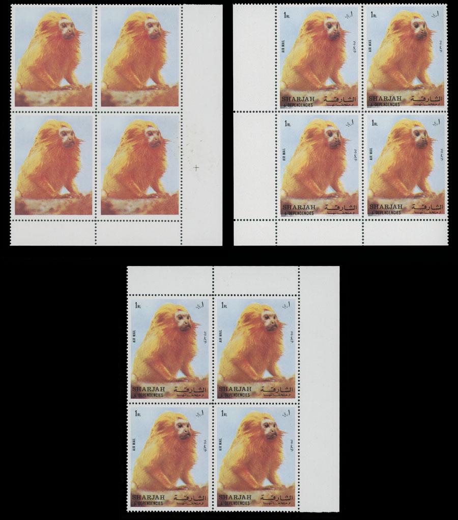 Lot 1280 - united arab emirates  -  Raritan Stamps Inc. Live Bidding Auction #90
