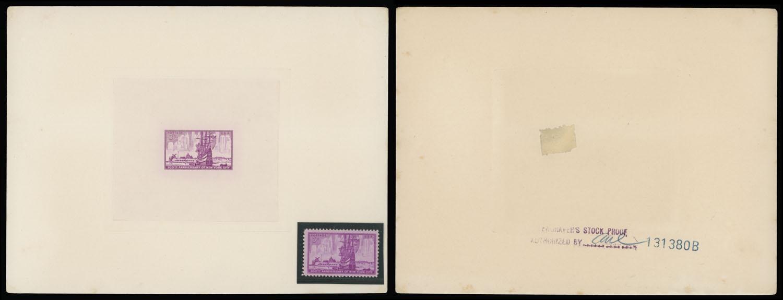 Lot 135 - 2. United States  -  Raritan Stamps Inc. Live Bidding Auction #90